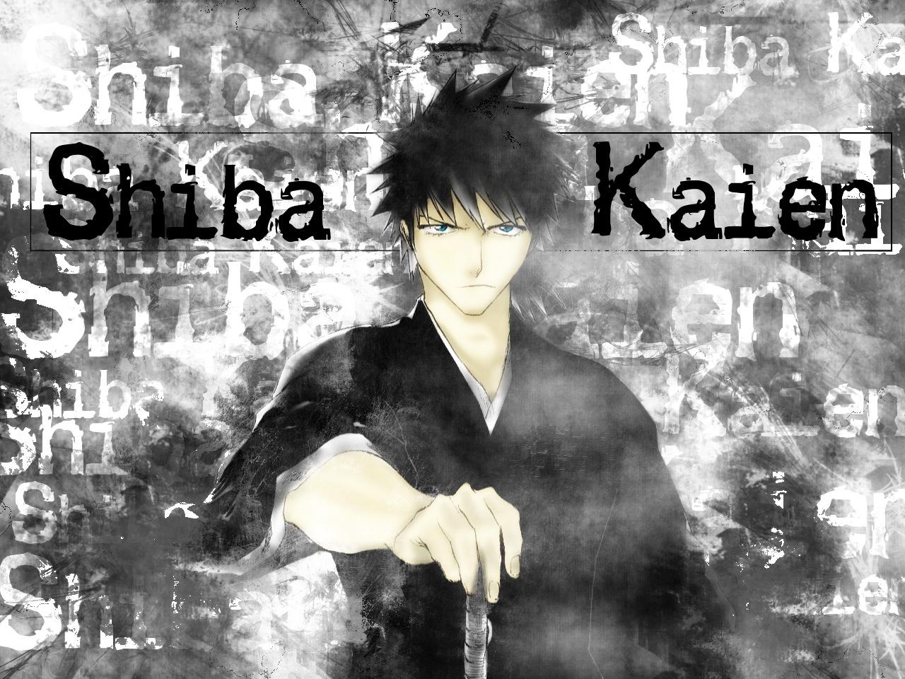 Kaien Shiba Poster